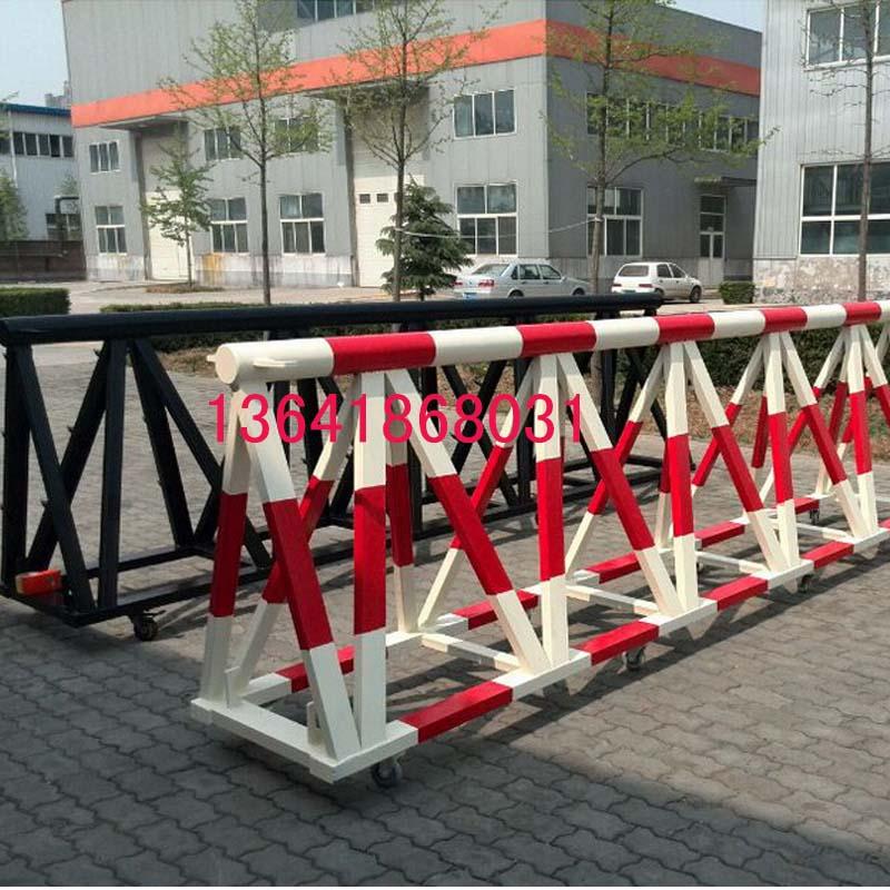 上海拒马生产厂家 阻车拒马护栏 防爆拒马